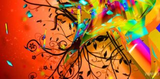 Colorful Facebook Timeline Cover Photo