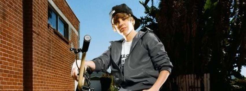 Justin Bieber image for timeline cover