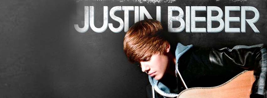 Justin Bieber www facebook com timeline cover