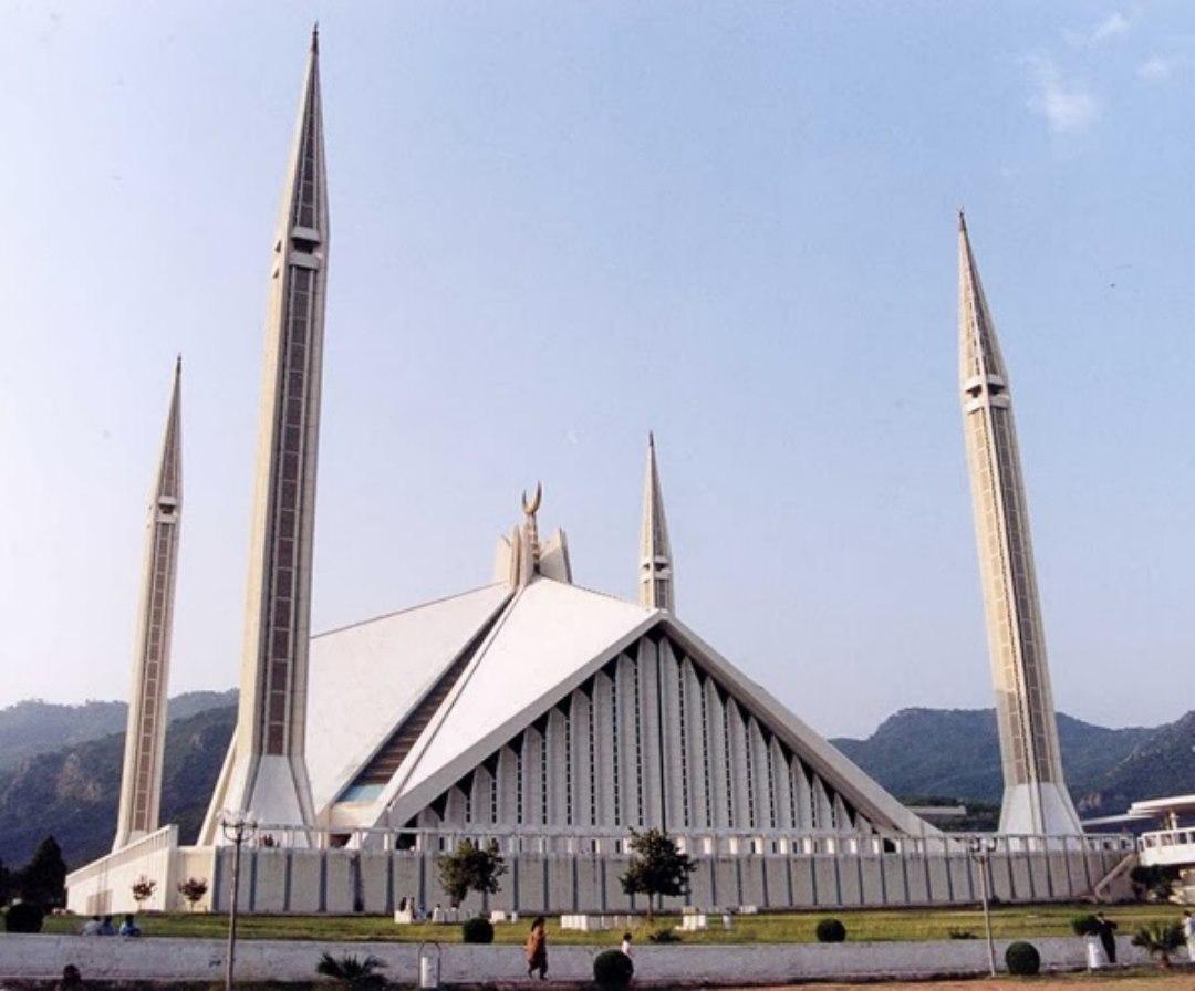 Badshahi Mosque Masjid Lahore Pakistan