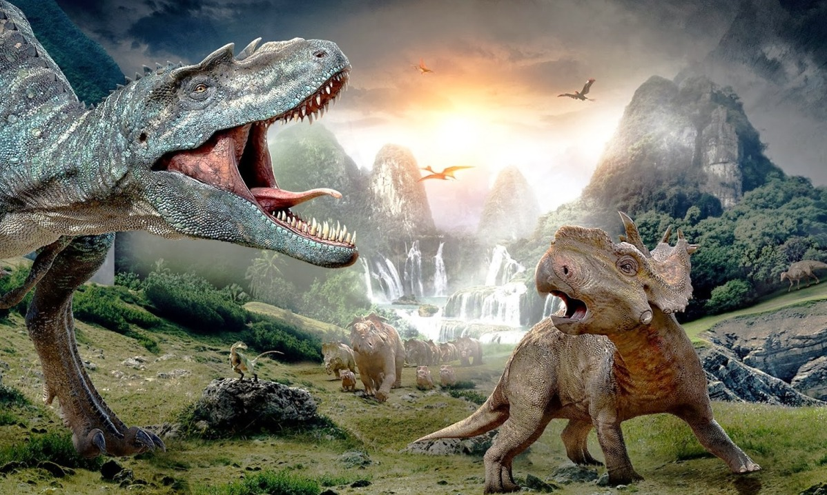 HD Dinosaur Wallpapers Collection for Desktop (1)
