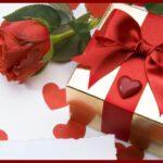 Valentine's Day Rose wallpaper
