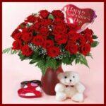 Valentine Rose HD desktop wallpaper Free Download