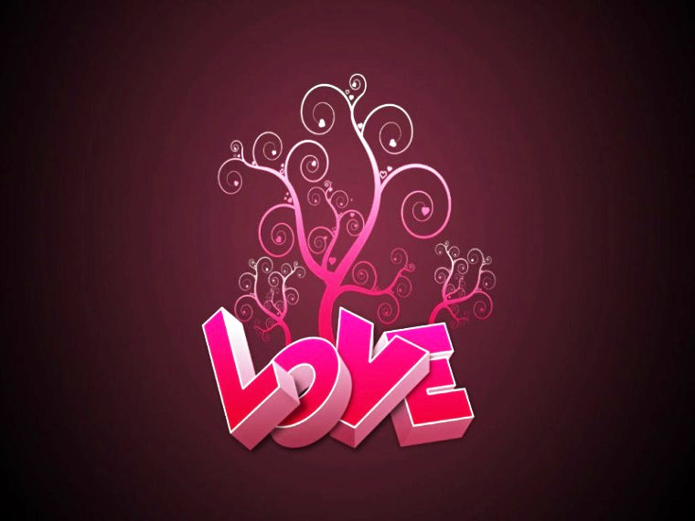 Love Wallpapers New 2014 : Latest stylish wallpaper free download in 3D New HD ...