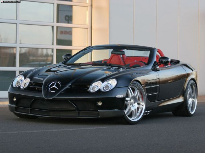 New Mercedes-Benz Luxury Cars HD Wallpapers Collection (2)
