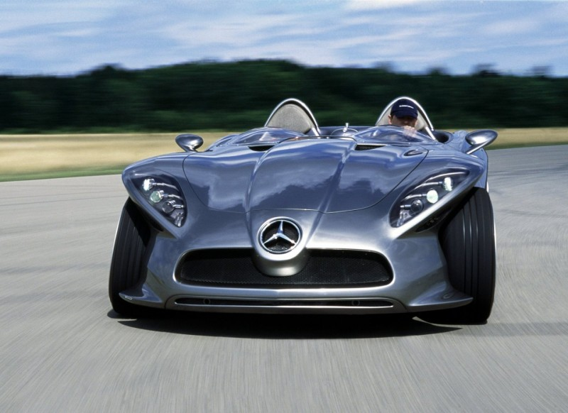 Mercedes-Benz New HD Luxury Wallpapers Collection