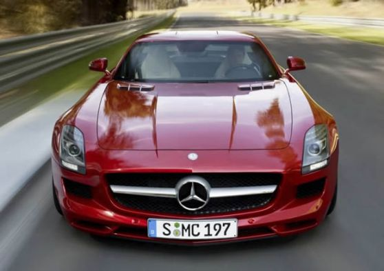 Luxury Mercedes-Benz Cars HD Wallpapers (1)