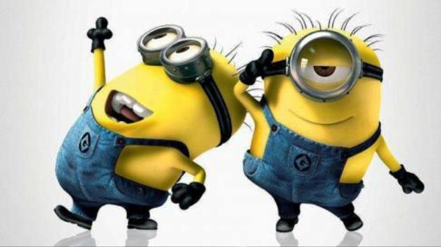 Minions_cool - Funny Wallpapers Collection