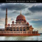 Putrajaya Mosque on Water - Malaysia