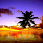 Romantic Sunset HD Wallpapers Pictures Images