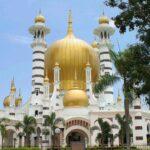 Ubudiah Mosque - Kuala Kangsar