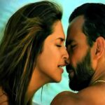 Deepika Padukone kissing Wallpapers