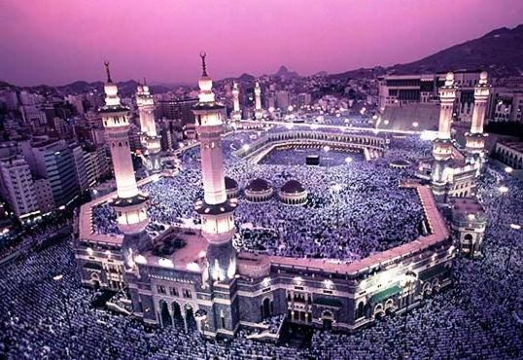 wallpaper makkah Holy Place in world