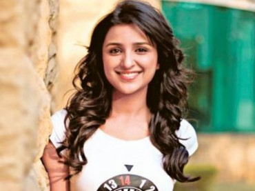 Cute Actress Parineeti Chopra Wallpapers Picture collection