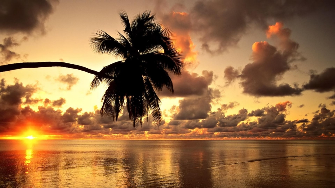 sunset desktop wallpapers
