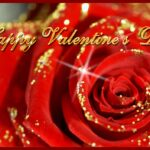 Red Valentine Roses Wallpapers