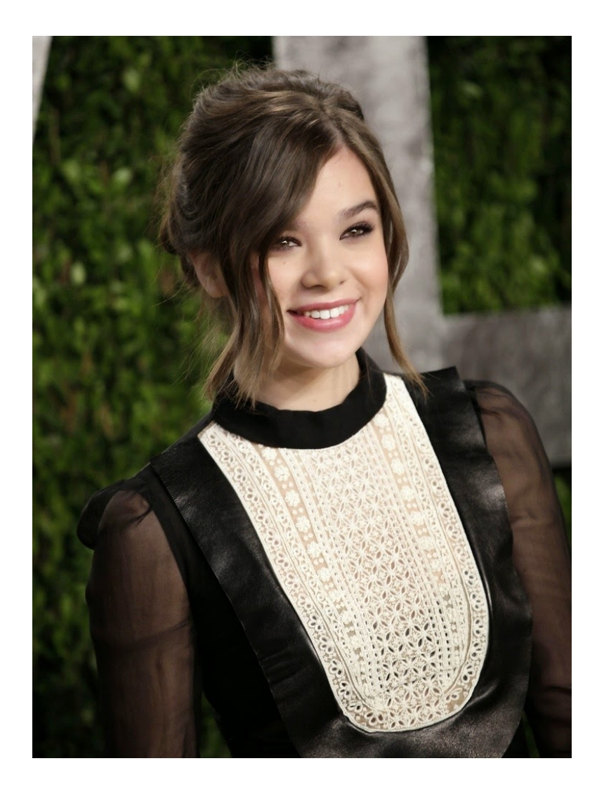 American Actress Hailee Steinfeld Hairstyle