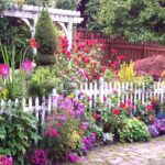 Beautiful Flower Garden and Lawn ideas Flowers Wallpaper (1)