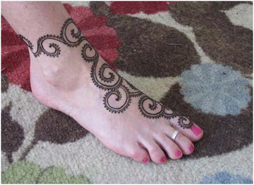 Best Mehndi Designs for Hands With Pictures (1)