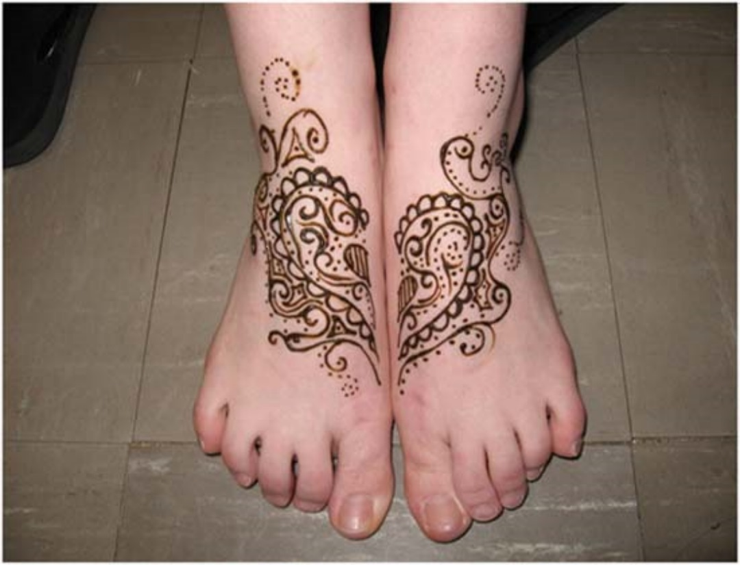 Mehndi Designs For Feet Simple : Simple mehndi designs photos picture hd wallpapers walls