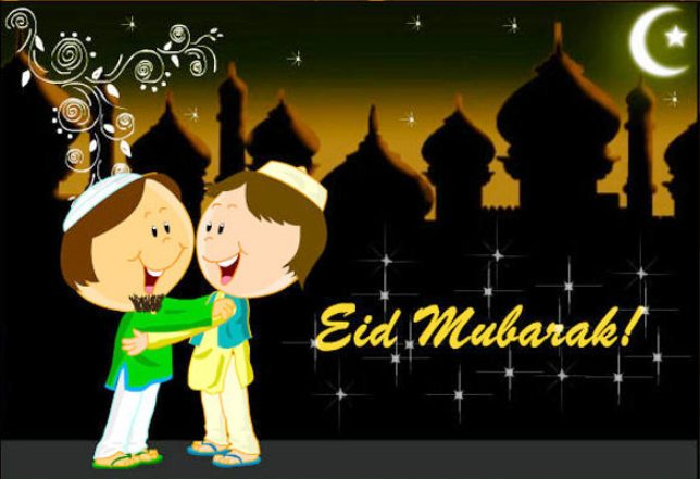 Happy Eid ul Adha Mubarak 2014 HD Wallpapers Photos 009