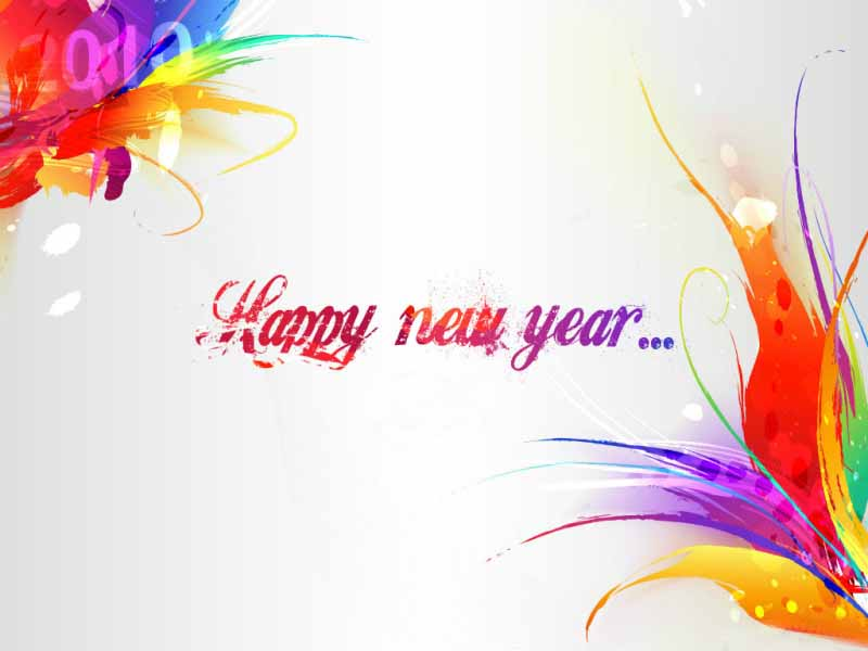 Happy New Year 2019 Best wallpapers for Desktop