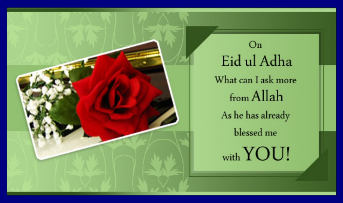 HD Eid-ul-Adha Cards HQ Wallpaper Download