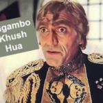 Mogambu Khush Huwa