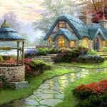 Famous 3d painting wallpaper free download