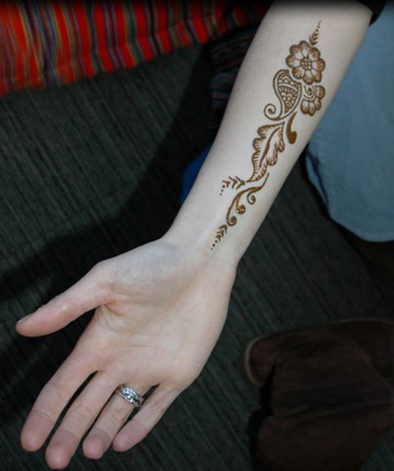 Beautiful Henna designs gallery (2)