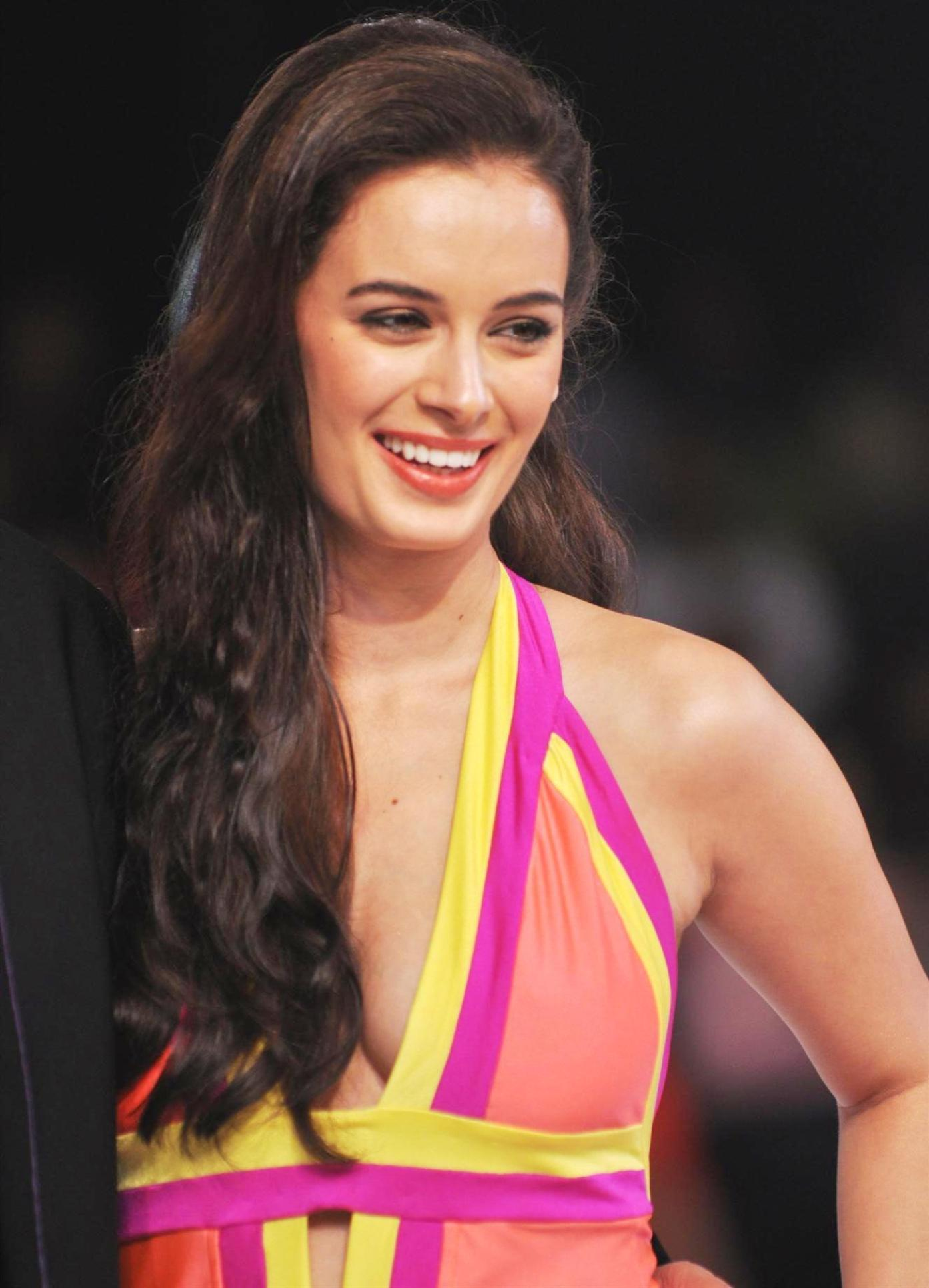 Evelyn Sharma HD Wallpapers in Saree