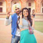 Surveen Chawla in Beautiful Billow with Diljit Dosanjh