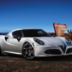 Alfa Romeo 4c Wallpapers White Color HD collection