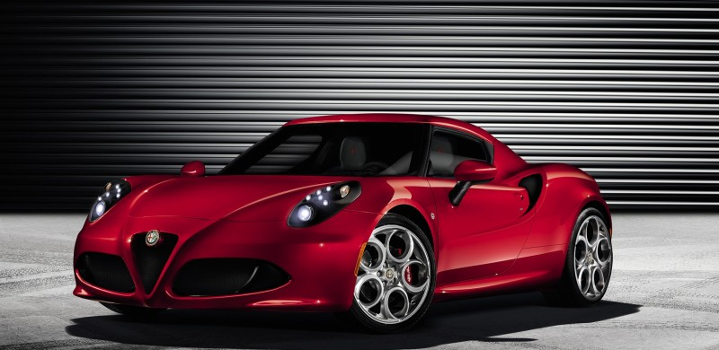 Alfa Romeo 4c Cars HD Wallpapers Pictures