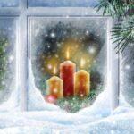 Red Christmas Joyous 2014 merry Xmas