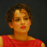 Kangana Ranaut on Beach