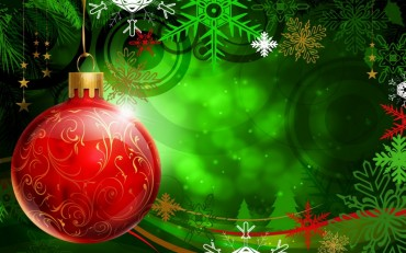 Merry Christmas Stylish HD Wallpapers 2014