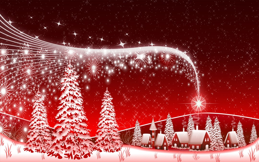 Winter Christmas Wallpaper HD Collection 2017