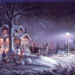 Stunning and Beautiful Christmas Wallpapers 2015