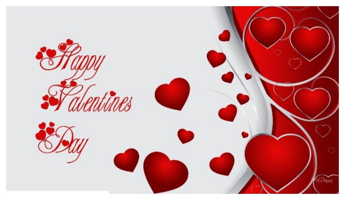 Valentine Day 14 February 2019 Love Card Gifts HD