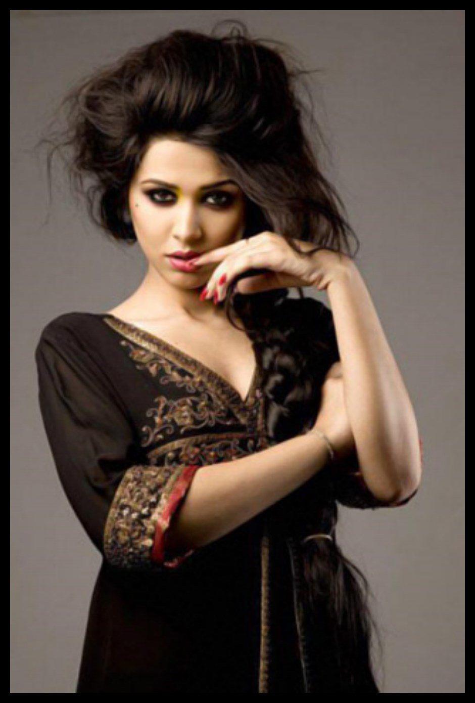 Ayyan Ali Hot boob pictures