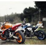 Nwe Hornet and CB1000R Bikes Wallpaper