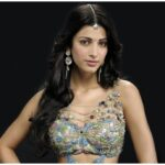 Shruti Haasan singing hairstyle