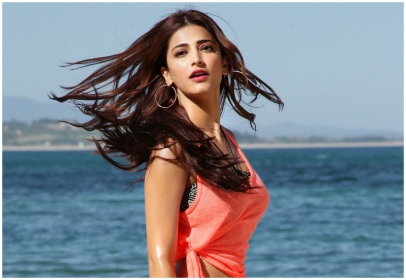 Actress Shruti Haasan HD Wallpapers