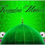 welcome Ramzan