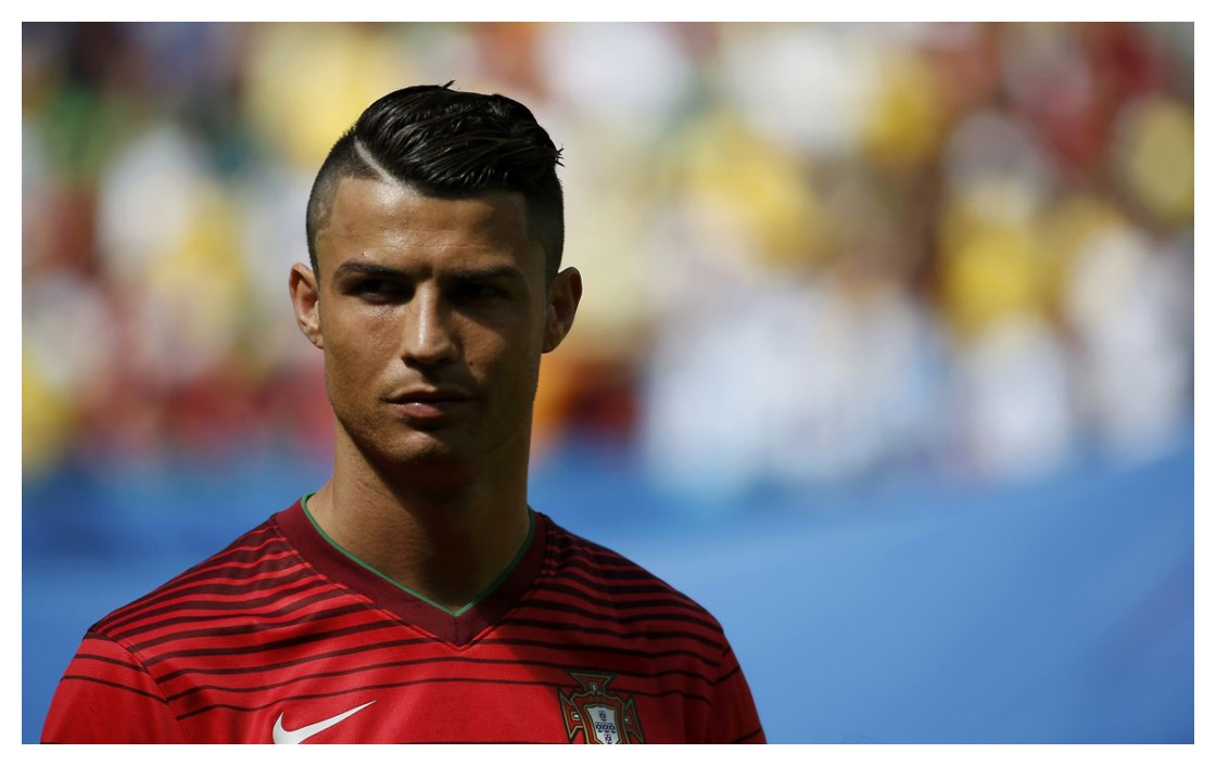 cristiano ronaldo hairstyle wallpapers pictures | hd walls