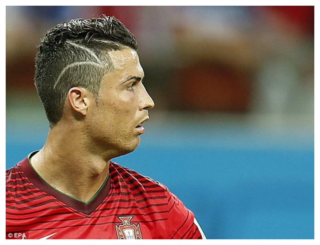 Experience Cristiano Ronaldo Hairstyles  Michellethibaultcom