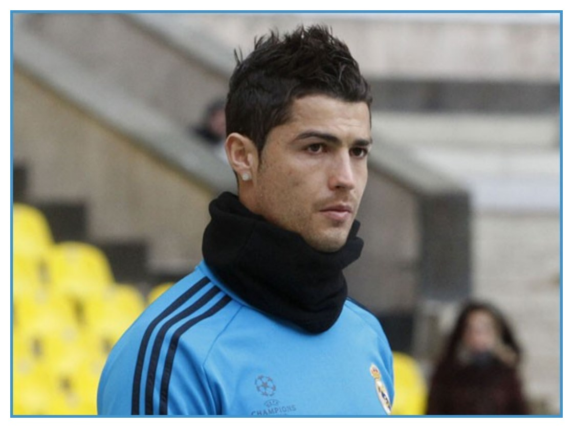 Cristiano Ronaldo Hairstyle Wallpapers Pictures