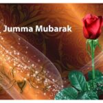 Jumma-Mubarak in Urdu English