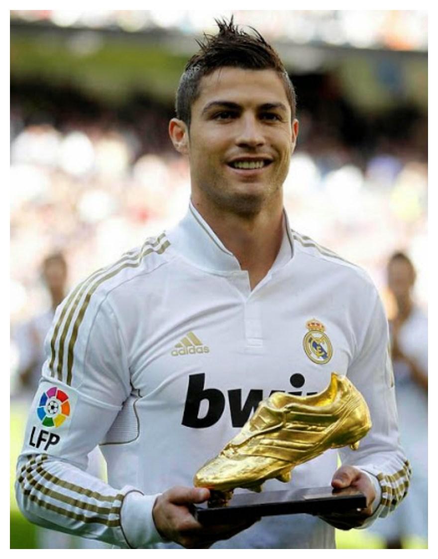 Cristiano Ronaldo haircut 2015